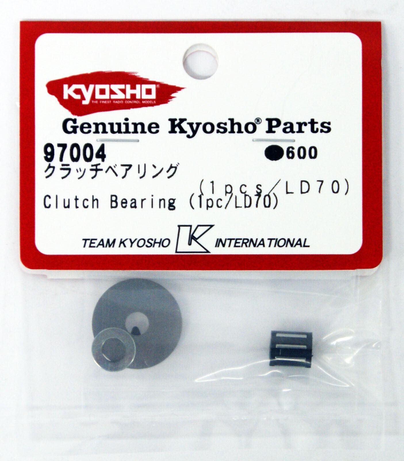 97004 NITRO RACER ALPHA 2 /& 3 INFERNO KYOSHO DBX CLUTCH ROLLER BEARING LD70