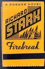 Firebreak by Richard Stark (2001, Hardcover)