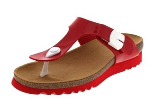DR SCHOLL BOA VISTA UP BIOPRINT sandali zoccoli ciabatte infradito donna zeppa