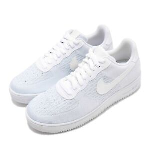 Nike Air Force 1 Flyknit 2.0 White Pure