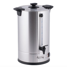 Avantco 100 Cup Electric Commercial Coffee Machine Urn Brewer Warmer Cool Touch