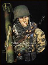 German Waffen | Bust | RESIN MODEL KIT 1/10 | 203