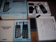 ERICSSON ET337 ORIGINALE GSM 1998 PARI AL NUOVO DA ESPOSIZIONE+SCATOLA ACCESSORI