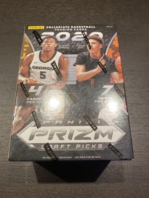 2020-21 Panini Prizm Draft Picks Basketball Blaster Box, 28 Cards - NEW/SEALED