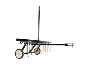 Agri-Fab-40-in-Tow-Lawn-Dethatcher-Lawn-Garden-Outdoor-Heavy-Duty-Tool-Equipmen