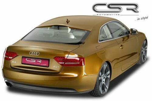 CSR Heckscheibenblende Audi A5 Coupe B8, ab 07