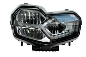 1X NEW FULL LED HEADLIGHT BMW K80 F750 GS K81 F850 GS K82 63128557220