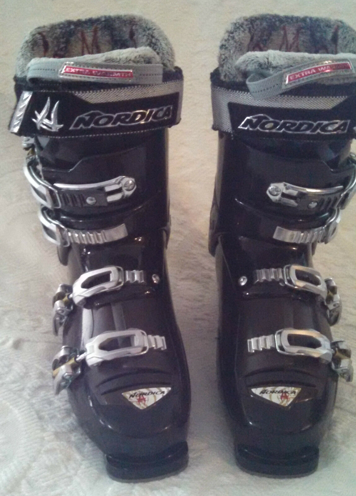 NORDICA HOT RODS   size 8.5  mens HOT FOOT WIRED  BAD ASS BOOTS    no hesitation!buy now!