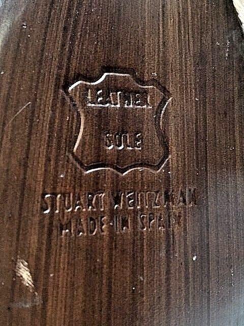 STUART WEITZMAN BLACK PATENT LEATHER BOOTS BOOTS BOOTS HIGH HEEL HIDDEN PLATFORM US 9.5 NIB 49b8c0