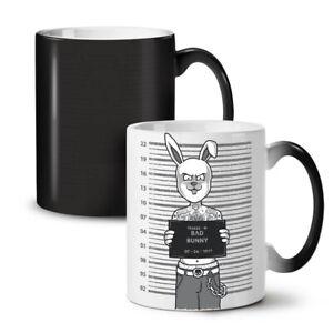 Funny Bunny NEW Colour Changing Tea Coffee Mug 11 oz | Wellcoda