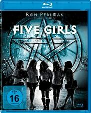 FIVE GIRLS - Blu-Ray Disc -