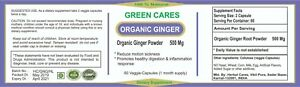 Certified-Organic-Ginger-Root-500mg-Capsule-Digestion-Indigestion-Nausea-Support