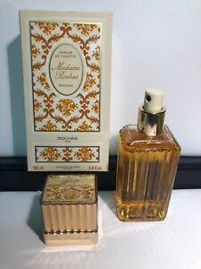 Details about Vintage ROCHAS PARIS Madame Rochas Parfum De toilette Spray 100ml 3.4oz Ref 2044