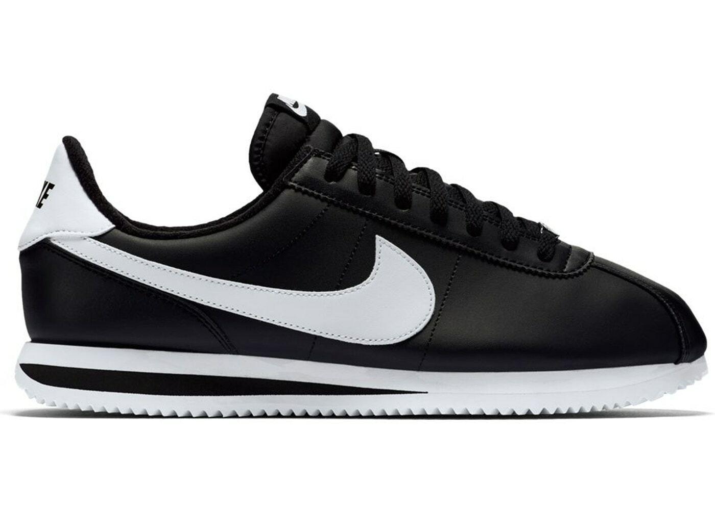 Nike Cortez Basic Basic Basic läder.  stor rabatt