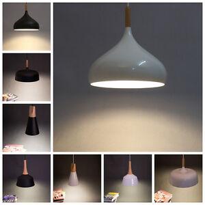 Modern-Pendant-Lighting-Chandelier-Wooden-Lights-Ceiling-Lamps-Shade-Fixtures