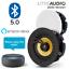 Lithe-Audio-Bluetooth-los-altavoces-de-techo-par-con-Amazon-Alexa-Echo-Dot-3rd-Gen miniatura 1