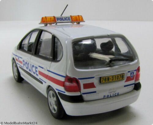 Renault scenic Police Nationale 2002