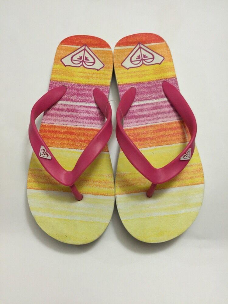 Roxy Flops Flip Flops Roxy Multi Color Size 8 806243