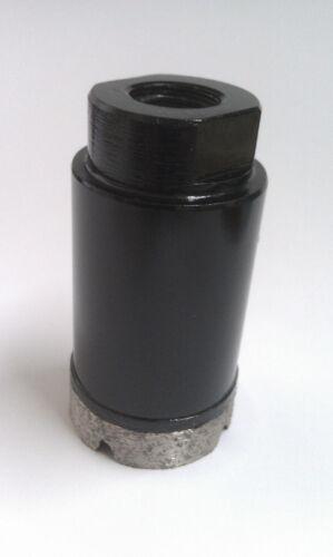 "Dry 1-3//8/"" Dry DIAMOND CORE Drill Bit Pour Granite//béton//pierre"