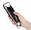 Kemei-Hair-Clipper-Electric-Rechargeable-Professional-Hair-Trimmer-Shaver thumbnail 7