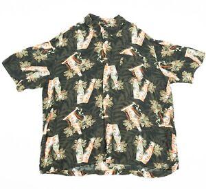 028863706 90s Vintage Hawaiian Shirt | Men's XL | Retro Hawaii Aloha Festival ...