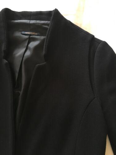 taglia Murray S Giacca Peter di eu36 nera da Giacca donna ww70X