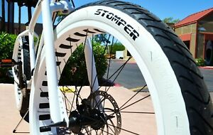 1 DURO 26X3.00 BEACH CRUISER BICYCLE  TIRE FATT TIRE ONE