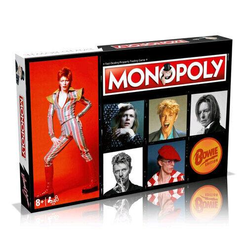 Monopoly David Bowie Edición