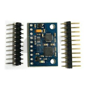 Nine-Axis-Electronic-Compass-Gyroscope-Acceleration-Module-LSM303DLH-MPU-3050