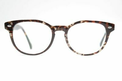 100% Wahr Eyes And More Rogier 174 Mm11217 51[]19 145 Braun Oval Brille Brillengestell