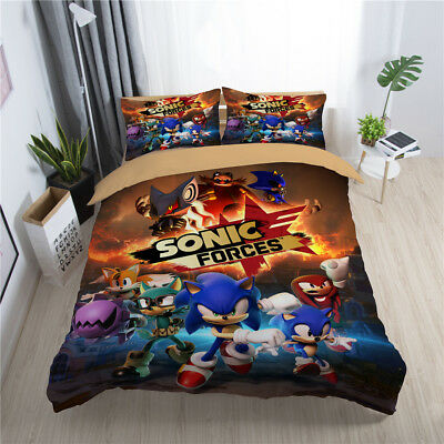 Duvet Cover Sets 3D ANIMATED PRINTS Single Double King Sizes with Pillow Cases