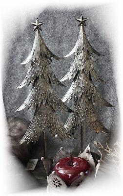 tannenbaum weihnachtsbaum mit stern deko figur metall. Black Bedroom Furniture Sets. Home Design Ideas