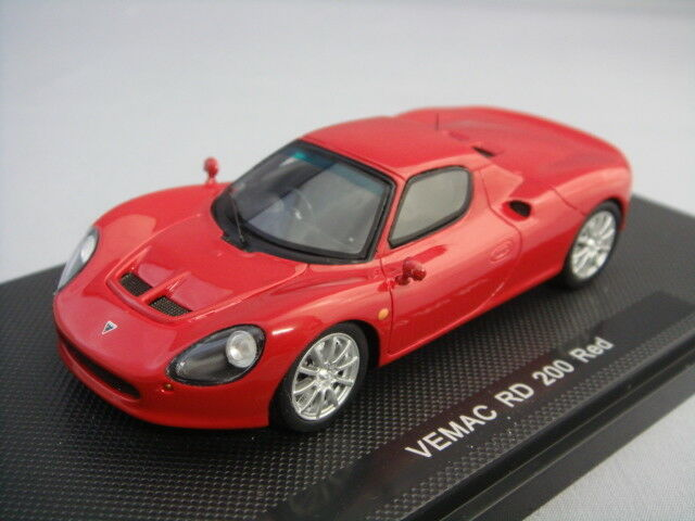 Ebbro 1 43 Vemac RD200 Röd från japan