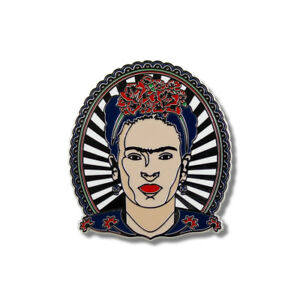 """ACME Studio """"Glory"""" Brooch by Frida Kahlo Pre-Owned LICENSED"""
