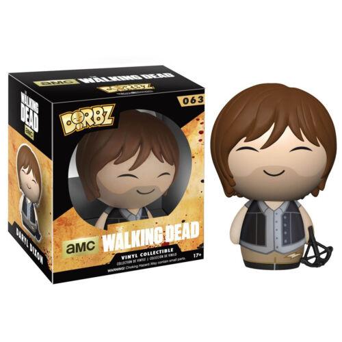 Funko Walking Dead dorbz Daryl Dixon Vinyl Figure NEW TOYS 3 in Zombies environ 7.62 cm