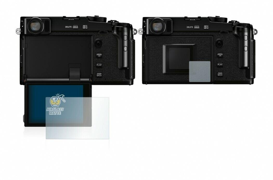 Ultra-Light Screen Guard Extra-Hard BROTECT AirGlass Glass Screen Protector for FujiFilm FinePix XP80