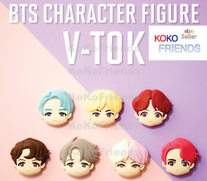 BTS Official Authentic Goods CHARACTER Grip Tok with Tracking Number