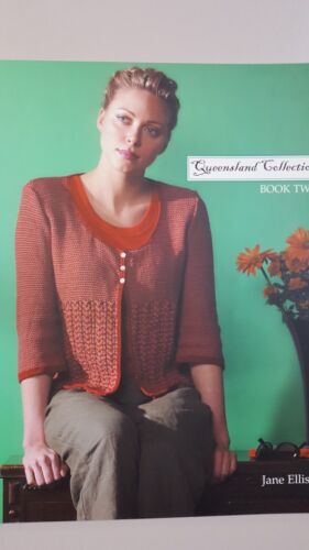 Queensland Collection Book 2 by Jane Ellison 17 Beautiful Designs to Knit