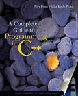 A Complete Guide to Programming in C++ by Peter Prinz, Ulla Prinz (Paperback, 2001)