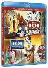 101 DALMATIANS / 102 DALMATIANS II [Blu-ray 2-Disc Set] Disney Movie Combo Pack