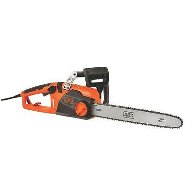 "Black & Decker Electric 18"" Corded Chainsaw #CS1518"