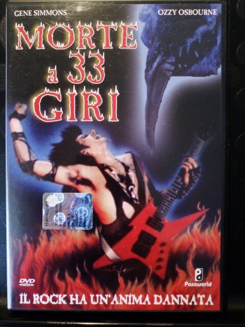 Morte A 33 Giri  DVD