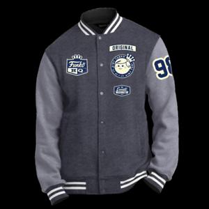 Funko Pop  HQ chaqueta de Letterman exclusivo Parches Nuevo Nuevo Con Etiquetas