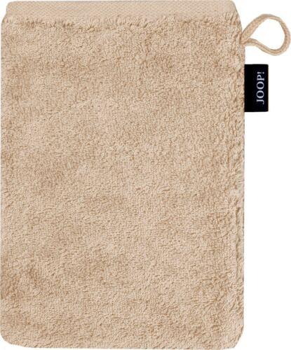 JOOP Classic 1600 Farbe 30 sand Handtuch Duschtuch Gästetuch Waschhandschuh