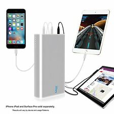 Lizone® QC 35000mAh 5-Ports Portable Charger Power Bank Charge for Apple ...