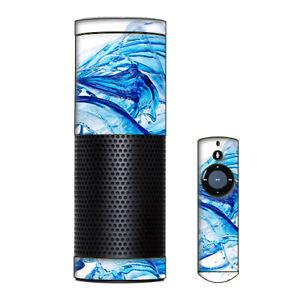 bokeh bubbles 2 Skin Decal Vinyl Wrap for Amazon Echo Device