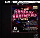 The Great Fantasy Adventure Album by Cincinnati Pops Orchestra/Erich Kunzel (Conductor) (CD, Nov-2013, Lim)