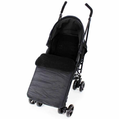 Baby Travel buddyjet manchon de pieds Pour Zeta Vooom Twin