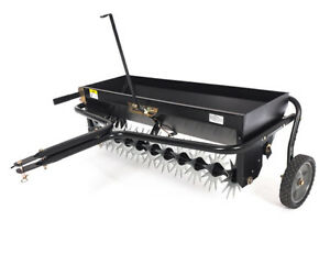 Brinly Hardy As 40bh 40 Tow Behind Aerator Spreader Combination