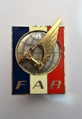 insigne militaire {} pucelle FAR DRAGO G3158
